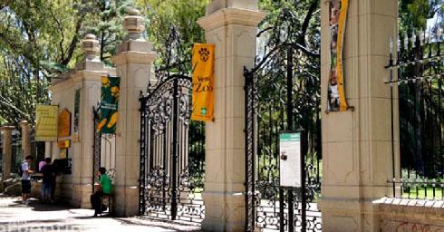 Lorenzino destacó el impulso de la Defensoría para que el zoo de La Plata se convierta en un bioparque
