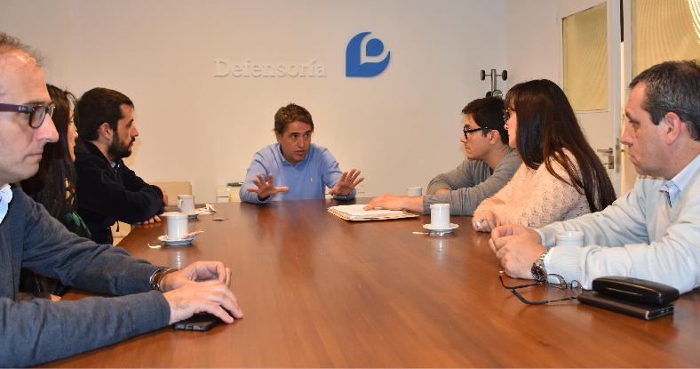 Lorenzino se reunió con concejales de Bragado por la tarifa de gas